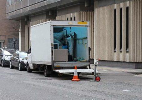 Commercial Moving Company Edmonton