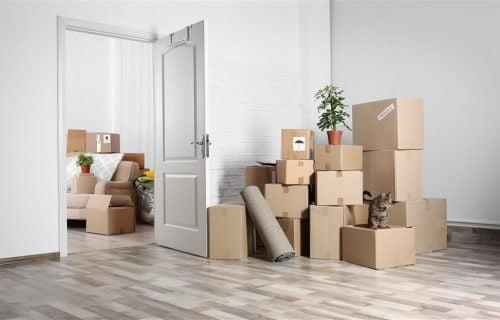 Residential Movers Edmonton