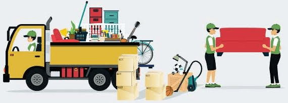 Residential Moving Company Edmonton
